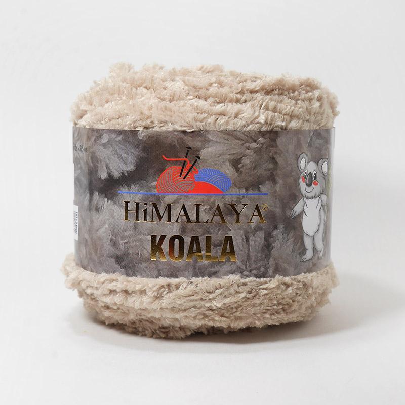 Himalaya Koala Açık Bej El Örgü İpi 75730
