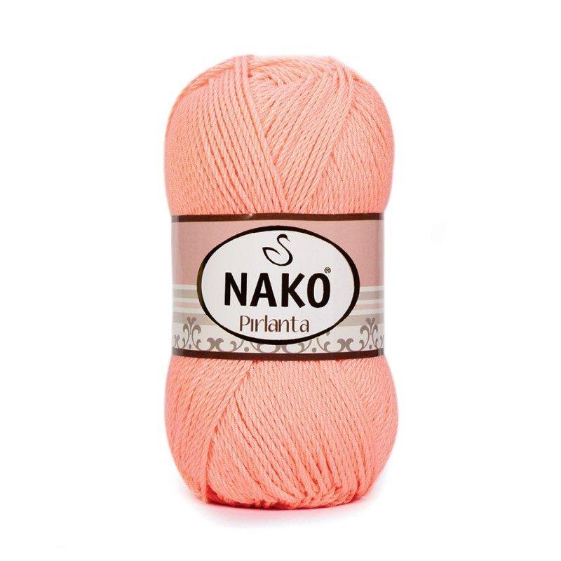 Nako Pırlanta Somon El Örgü İpi 3148